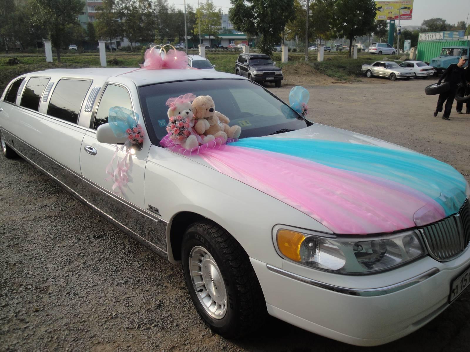 Как на свадьбу нарядить машину на свадьбу